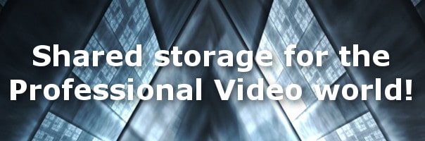 Vidcom specializes in Shared storage platforms as well as direct attached and backup/archive tape solutions
